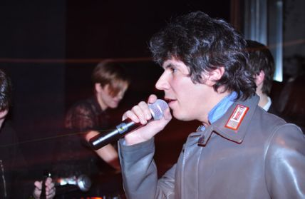 SRZ JUNTO A MAXI TRUSSO Y MERCURIO (LIVE)