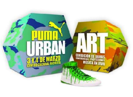 SRZ @ PUMA URBAN ART