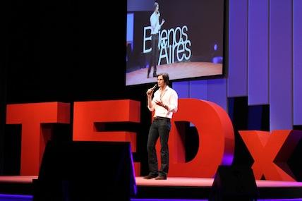 MODULAR EN TEDX BUENOS AIRES 2012