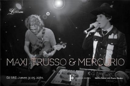 SRZ + MAXI TRUSSO & MERCURIO, FAENA HOTEL