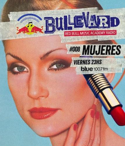 SRZ EN BULLEBARD, FM BLUE 100.7
