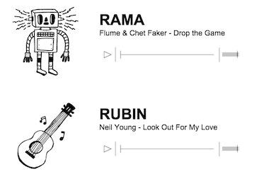 radio modular canales