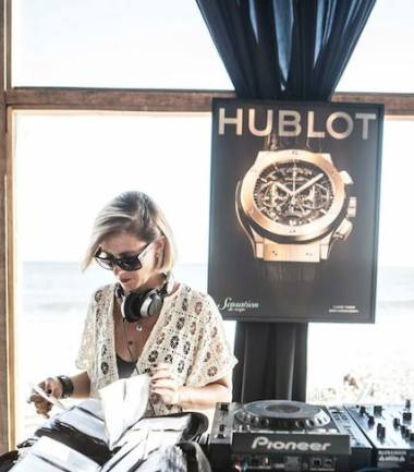 MUSICALIZACION EVENTO HUBLOT @ SELENZA, PUNTA DEL ESTE