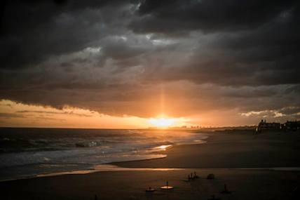 aperol spritz sunset selenza