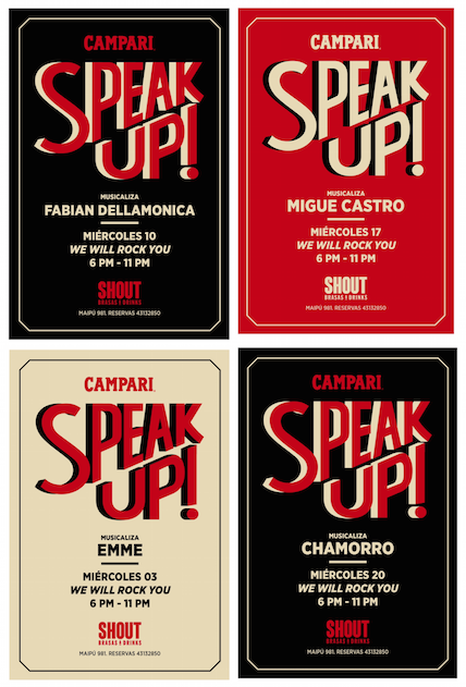 speak up campari