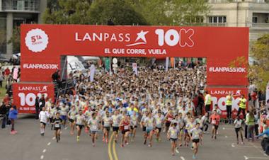 MUSICALIZACION CARRERAS: LANPASS 10K 2015