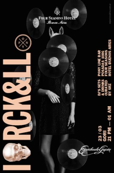 I LOVE ROCK & ROLL, EL NUEVO CICLO DE PONYLINE