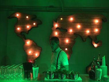 PRODUCCION Y PROGRAMACION HEINEKEN STAR BAR