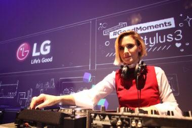 MUSICALIZACION LG #GOODMOMENTS